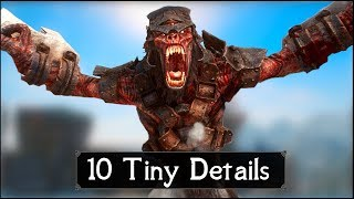 Skyrim: Yet Another 10 Tiny Details That You May Still Have Missed in The Elder Scrolls 5 (Part 52)