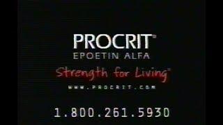 Procrit Epoetin Alfa (2001)