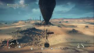 Mad Max - Dry Gustie balloon