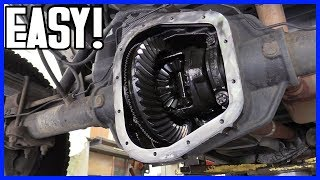 Differential Fluid Ford F-150 2004-2008