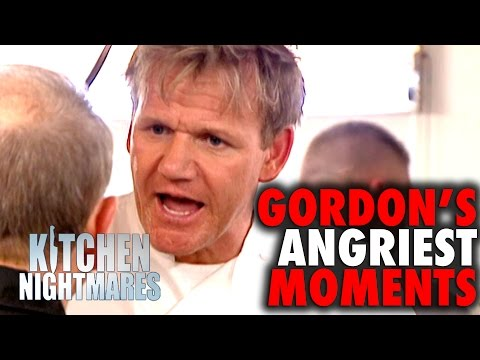 Gordon Ramsay's Angriest Ever Confrontations on Kitchen Nightmares