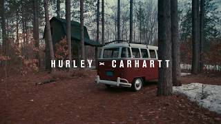 The Last Wave | Hurley X Carhartt | 30