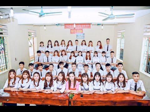 Lớp 12D Trường THPT Lâm Thao Khóa 2014_2017