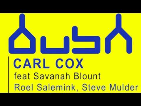 Carl Cox feat Savannah Blount ‎– The Latin Theme [R.Salemink & S.Mulder RmX]