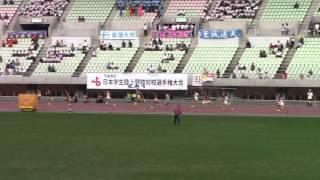 4×100mR 中央大学が3連覇!