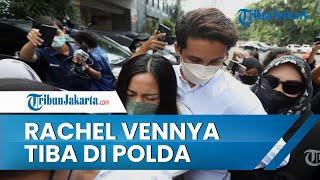 Rachel Vennya Tiba di Polda Metro Jaya, Mata Sayu dan Diam Seribu Bahasa