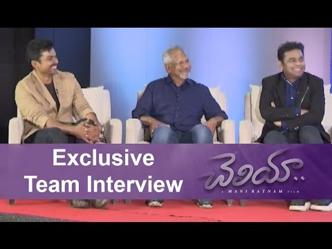 Cheliyaa Team Exclusive interview