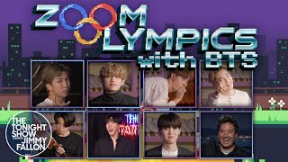 Zoom Olympics with BTS