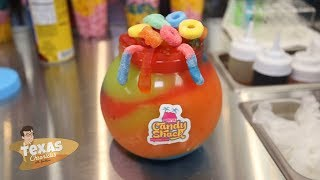 Texas Chronicles Pit Stop: Candy Shack Daiquiris