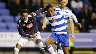 Highlights Reading 01 Derby County Sky Bet Championship 15th September 2015