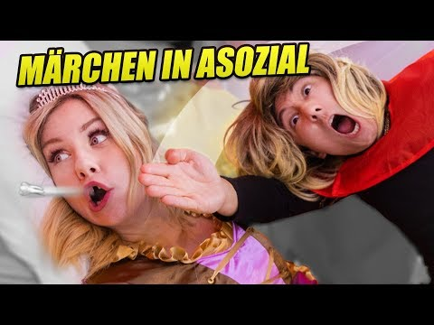 MÄRCHEN in ASOZIAL feat. Kelly | Julien Bam