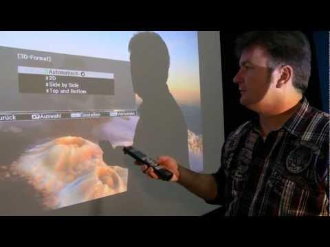EPSON EH TW 6000 W - 2 & 3D Projektor für unter 2.000 Euro