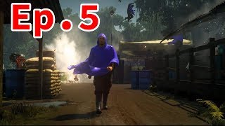 We Have A 0% Chance Of Survival....  (Hitman 2 Ep.5)
