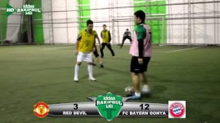 İddaa Rakipbul Konya Ligi Açılış Sezonu RED DEVİL  FC BAYERN GONYA Karşılaşması