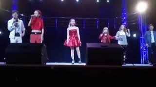 Участники концерта «Звёзды Детского Голоса» - Мы на Первом. Это Голос!