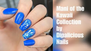 Sneak Peek: Kawaii collection by Dipalicious Nails