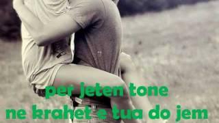 Westside Family - Në krahët e tua do jem (me text/lyrics)