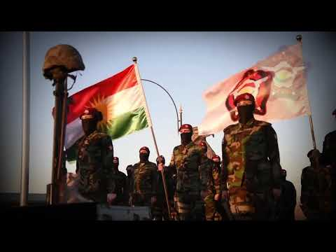 a tribute to kurdish special forces CT Unit