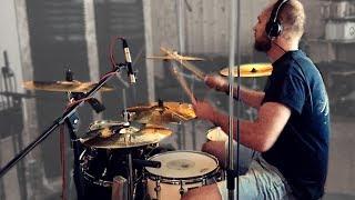 Drums im Studio!