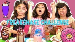 Freakshake Challenge : CHALLENGES // GEM Sisters