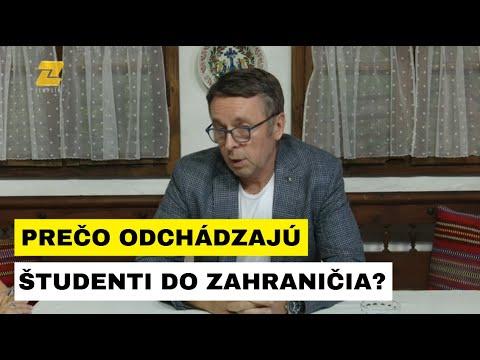 TÉMA NA ZEMPLÍNE - Ivan Mikloš - Ako môžu o Zemplíne rozhodovať v Bratislave?