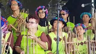 preview picture of video 'Tim Angklung KJRI Noumea Kembali Menghentak di Mare, Kepulauan Loyalty, New Caledonia'