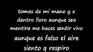 Mientes Tan Bien Lyrics