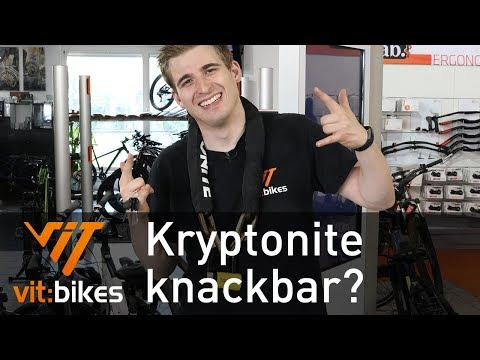 Kryptonite Fahgettaboudit! Sicherstes Schloss? - vit:bikesTV 195