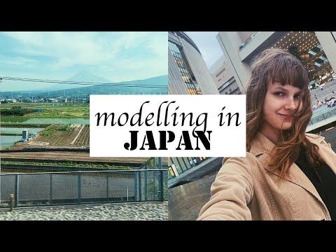 Modelling In Japan // Vlog 4 // Job In Osaka, Japanese