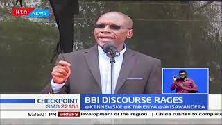 The BBI discourse rages on as Tanga Tanga leaders fear that the process has been high-jacked