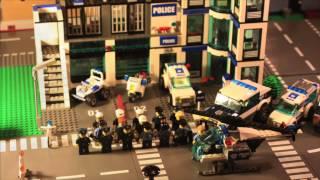 """Лего мультфильм """"Приключения """"Кондора"""" 7 серия / Lego stop motion """"Kondor"""" 7th part"""
