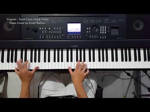 Virgoun - Surat Cinta Untuk Starla (Piano Cover by Kristo Radion)