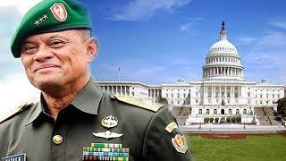Jenderal Gatot Nurmantyo Ditolak Masuk Amerika Serikat, Kemlu RI Panggil Dubes AS