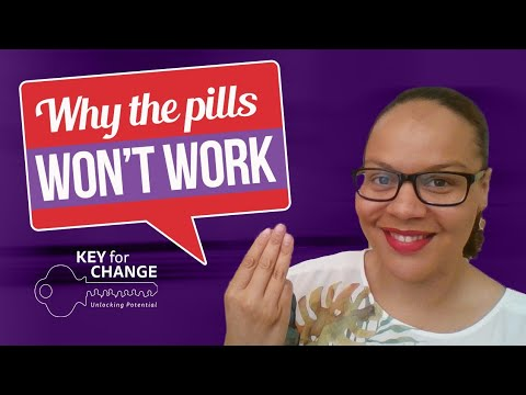 Why the pills won't work