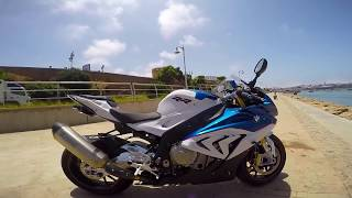 Test RIDE of the S1000RR 2017 Akrapovic EXHAUST