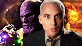 Thanos vs J Robert Oppenheimer. Epic Rap Battles of History
