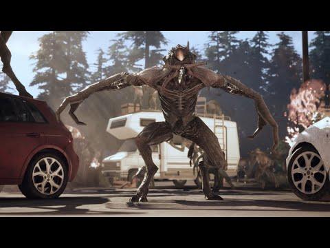 Earthfall | E3 2018 Trailer | Co-op FPS | Out July 13, 2018 thumbnail