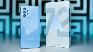 Samsung Galaxy A72 - HERE WE GO!