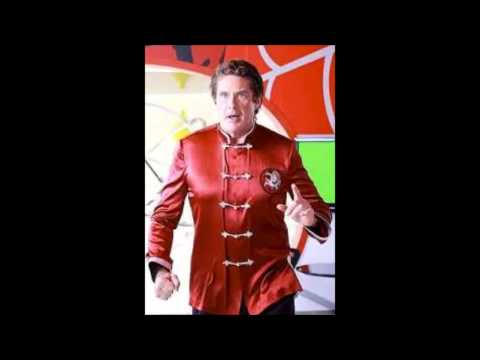 The Dancing Ninja (Song) by David Hasselhoff