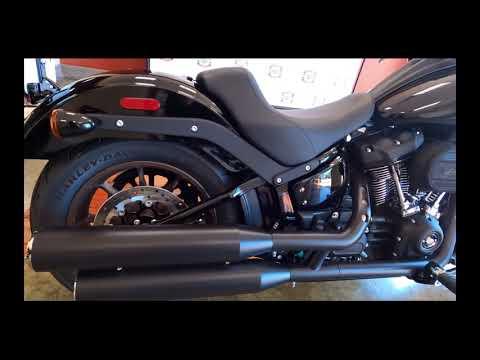 2021 Harley-Davidson Softail Low Rider S