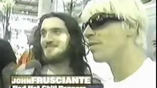 John Frusciante - Interview