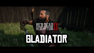 Becoming a Gladiator in Red Dead Redemption 2