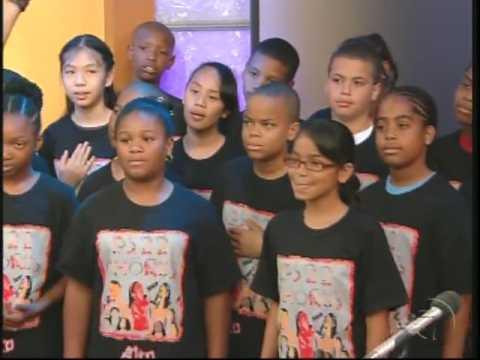 PS22 Chorus - ABC Good Morning America - 2nd Video