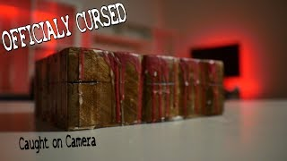 Dybbuk Box CURSED my HOME (Paranormal Activity Caught on Tape)