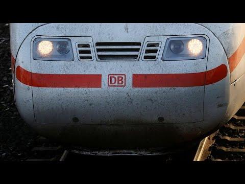 العرب اليوم - شاهد: اتحاد  عمال السكك الحديدية في ألمانيا يبدأ إضرابًا عن العمل