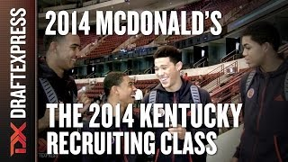 The 2014 Kentucky Recruiting Class - 2014 McDonald's All-American Game