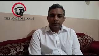 Interview with Dr. Satya Saraswat at Gangtok on 30 April 2017