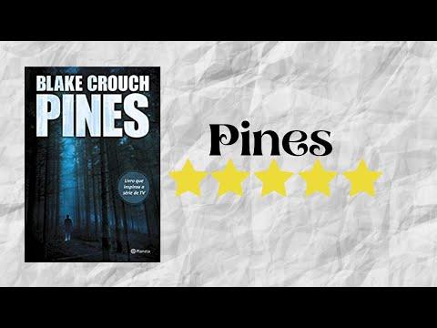 Resenha #22 - Pines de Blake Crouch
