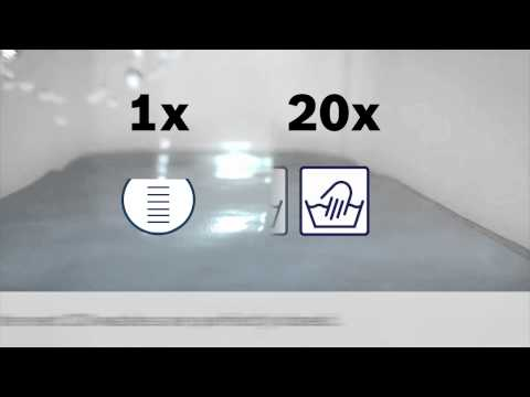 Bosch Freestanding Washing Machine WAT286H0GB - White Video 3