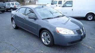 Pontiac G6 2004 - 2010